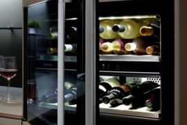 Integreeritav veinikülmik, h45cm.