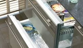 Sahtel-külmik ICBID-30CI L 762mm