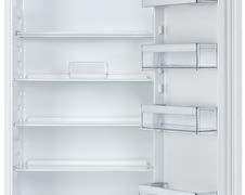 Integreeritav üheukseline külmik sügavkülmakambriga 178 CM