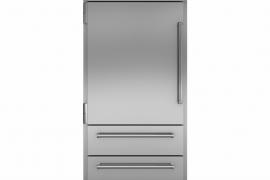 Pro seeria külmik/sügavkülmik. L 91cm. ICBPRO3650