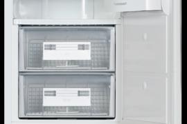Integreeritav külmik - sügavkülmik 0°C tsooniga 177 CM