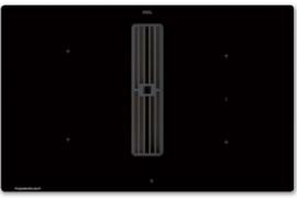 Pliidiplaat + tööpinna õhupuhastaja. L 80cm. KMI8560.0SR