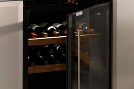Integreeritav veinikülmik tööpinna alla Cave 40
