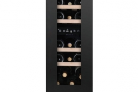Veinikülmik tööpinna alla L 30cm, 2 tsooni, OX30DRB