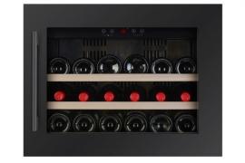 Integreeritav veinikülmik. Must, K 45cm, L 59cm, OZ45SB