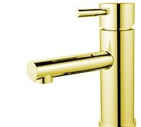 Kuldne roostevaba terasest vannitoa segisti