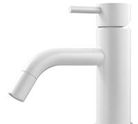 Valge roostevaba terasest vannitoa segisti