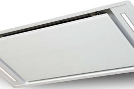 Valge klaas lae-õhupuhastaja mootoriga SLT958W, L 90cm