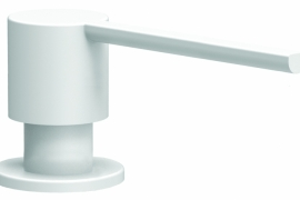 Roostevabast terasest seebidosaator - VALGE