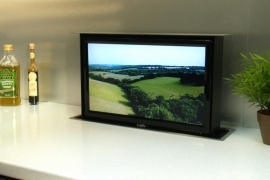 Tõusev LED TV/DVD