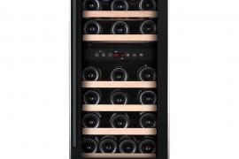 Integreeritav veinikülmik tööpinna alla, L 38 cm, 2 tsooni, WPQ38DCB