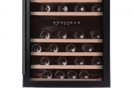 Veinikülmik tööpinna alla. 2 tsooni, L 60cm. WPQ60DCB